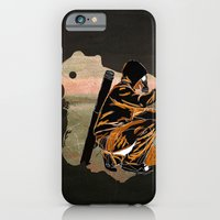 iPhone & iPod Case featuring My Dexterous Shadow by Chris Tobar Art