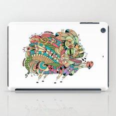 Monster Bunny iPad Case