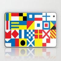 International Alphabetic… Laptop & iPad Skin
