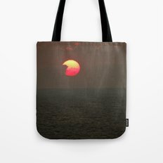 The Sun is Falling Tote Bag