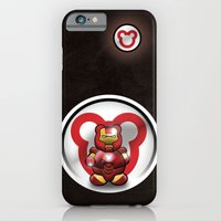 Super Bears - the Invincible One iPhone 6 Slim Case