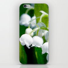Lily of Peace iPhone & iPod Skin