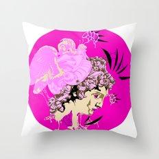 Perseus Throw Pillow