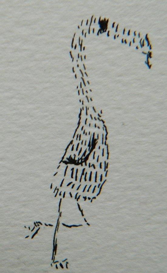 Jeffery the Jerk Art Print