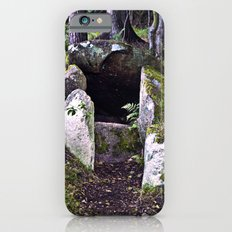 Megalithic Grave in Henneby in Denmark - Westjutland iPhone 6 Slim Case