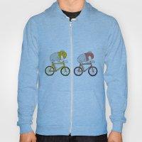 Ride more bikes Hoody