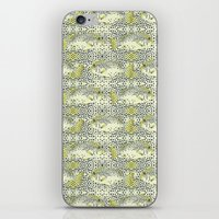 dotted fish iPhone & iPod Skin