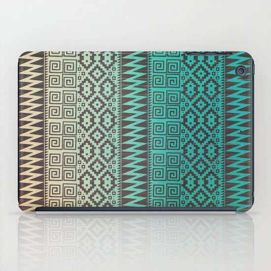 Pixel Pattern iPad Case