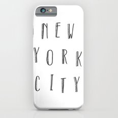 New York City Slim Case iPhone 6s