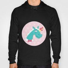 Unicorn Struck By Love Hoody