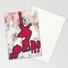Pinup and Pup Stationery Cards