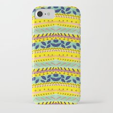 Lemon summer  iPhone 7 Slim Case