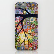 iPhone & iPod Case featuring Abstract Landscape Origi… by Amy Giacomelli