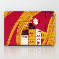 Sometimes the Smallest is the Greatest. iPad Case
