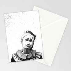Mime  Stationery Cards