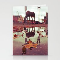 Roadside Water Stationery Cards