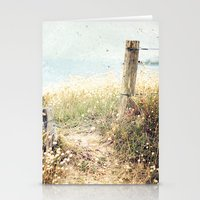 Houat #1 Stationery Cards
