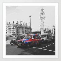 Travelling The British W… Art Print
