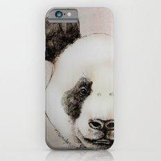 balsa panda iPhone 6 Slim Case
