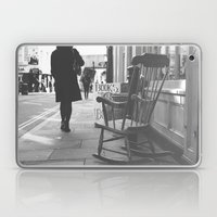 The Rocking Chair Laptop & iPad Skin