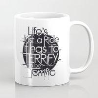 Life's Just A Ride Mug