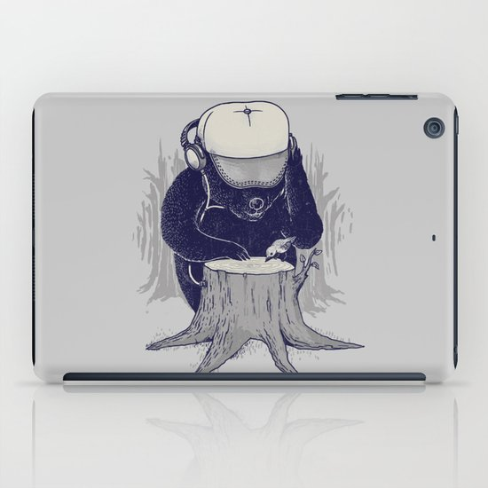 Hey DJ iPad Case