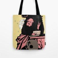 Black Magic #2 Tote Bag