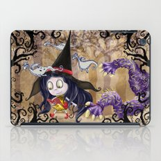 Walking to School iPad Case