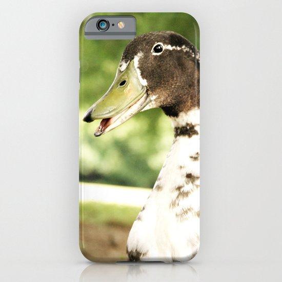 Quack iPhone & iPod Case