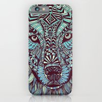 Wolf (Lone) iPhone 6 Slim Case