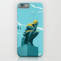 Depression iPhone 6 Slim Case
