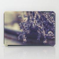 L A V A N D E   iPad Case
