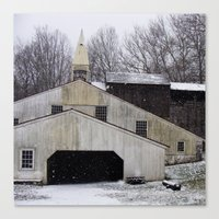 Hopewell Furnace Canvas Print