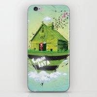 Rumah Kata iPhone & iPod Skin