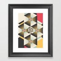 La Plus Framed Art Print
