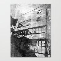 Rotterdam 3000 > 5 Canvas Print