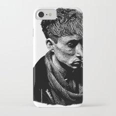 Quiet Man iPhone 7 Slim Case