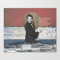 Glory Days Canvas Print
