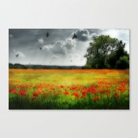The Sweetest Dreams Canvas Print