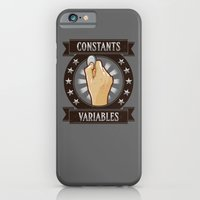 Constants & Variable iPhone 6 Slim Case