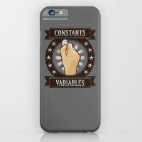 Constants & Variable iPhone 6 Slim Case