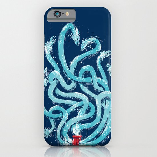 Firehydra! iPhone & iPod Case