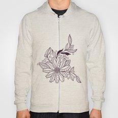 Floral Pattern #48 Hoody