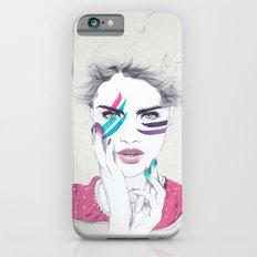 War Paint Beatrice iPhone 6 Slim Case