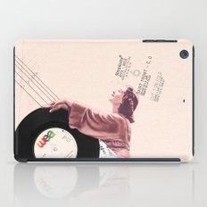 Lace & Vinyl iPad Case