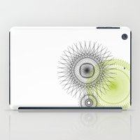 Modern Spiro Art #3 iPad Case
