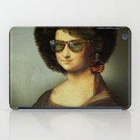 Mona Lisa Boogie iPad Case
