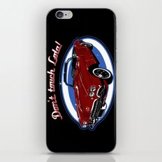 Don't Touch Lola iPhone & iPod Skin