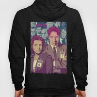 THE X-FILES v2 Hoody