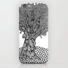 Gnarled Tree iPhone 6 Slim Case
